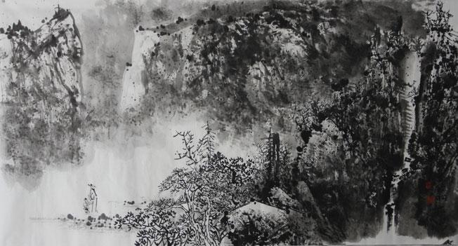 京闽书画家东山岛上写风光 - 东山资讯 - 东山资讯网